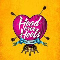 HEAD OVER HEELS - Hudson Theatre