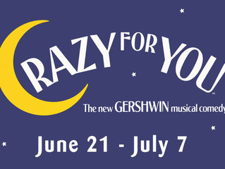 CRAZY FOR YOU - Sharon Playhouse