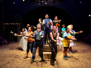 INTO THE WOODS – Hudson Valley Shakespeare Festival