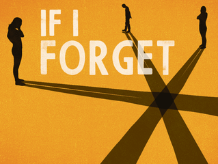 IF I FORGET - Barrington Stage Company