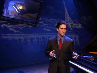 GEORGE GERSHWIN ALONE – Berkshire Theatre Group