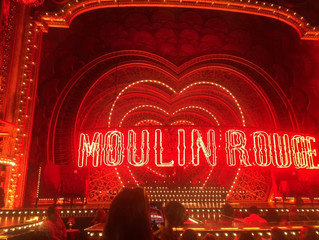 MOULIN ROUGE - Al Hirschfeld Theatre
