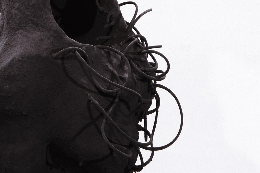 Untitled #656, 1989, detail