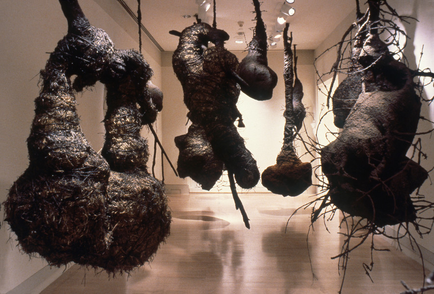 """Elements: Five Installations,"" Whitney Museum of American Art at Equitable Center, New York, NY, 1987"