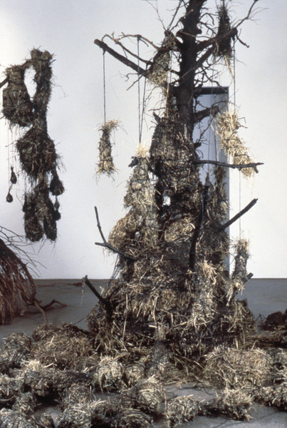 """Petah Coyne: Artist in Residence,"" Sculpture Center, New York, NY, 1987"