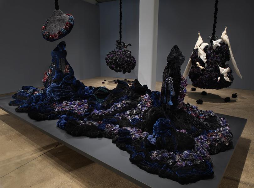 """""""Petah Coyne: Having Gone I Will Return,"""" Galerie Lelong & Co., New York, NY, 2018"""