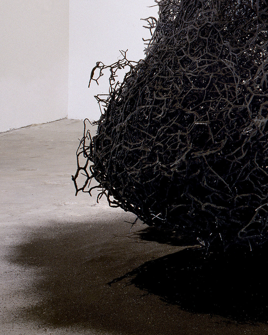 Untitled #696, 1991, detail