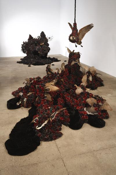 Untitled #1240 (Black Cloud), 2007 - 08