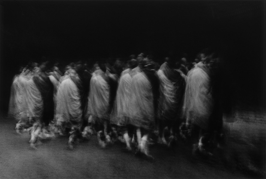 Untitled #738 (Monks I, Monks Series), 1992
