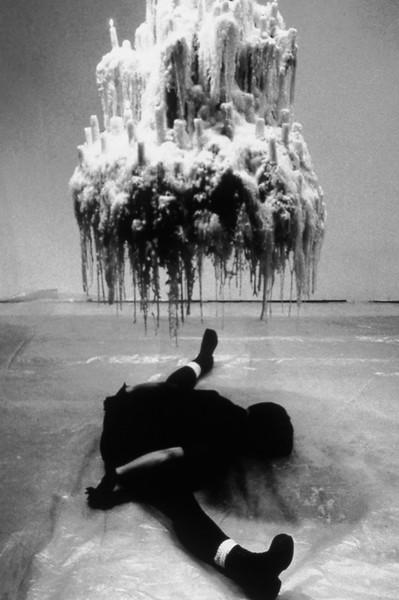"""Untitled #713, 1992 in """"Beauty and the Beast"""""""