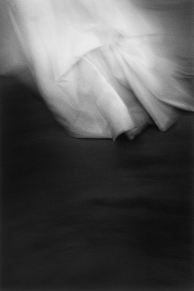 Untitled #1007 (Susan's Hem I, Bridal Series), 2001