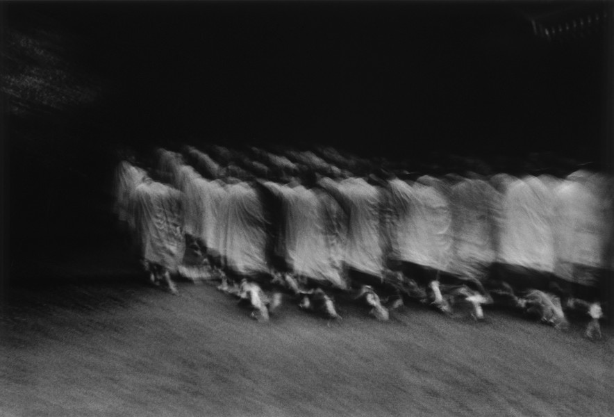 Untitled #735 (Monks II, Monks Series), 1992