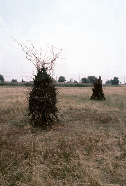 """South Beach III-Outdoor Public Sculpture,"" Organization of Independent Artists, Staten Island, NY, 1986"