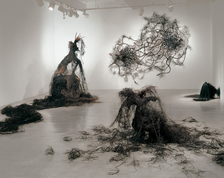 """Fairy Tales,"" Galerie Lelong & Co., 1998"