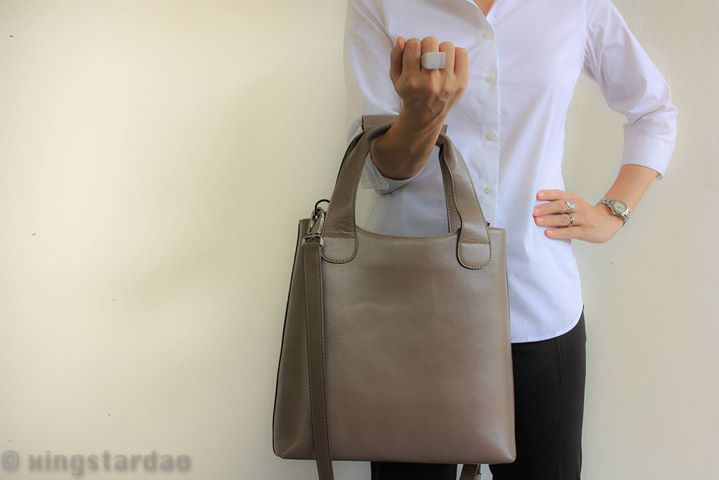 Facebook - Simple photoshoot for Ruethai's new bag collection