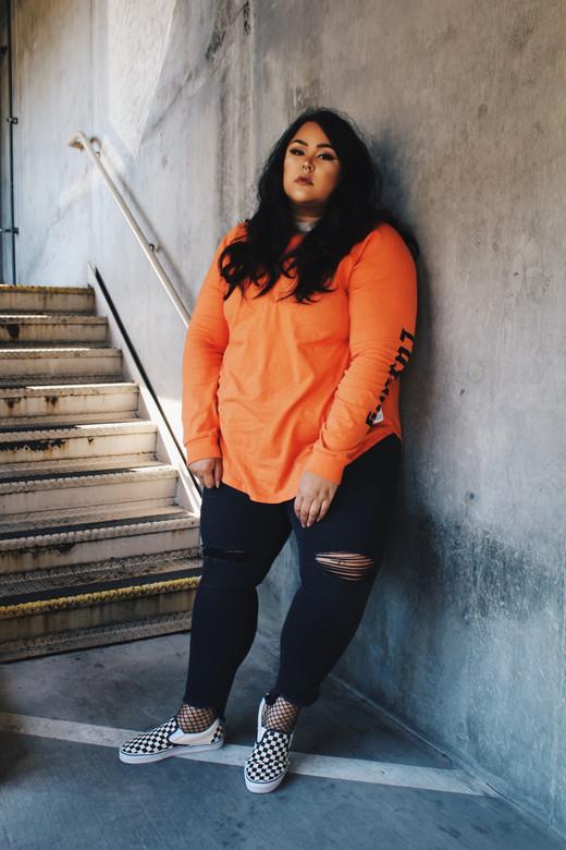Orange you a cutie ?