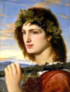 Simeon Solomon, Bacchus, 186