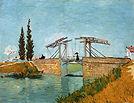 Vincent van Gogh, Le Pont de Langlois à Arles 1888
