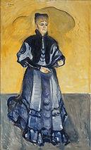 Edvard Munch  Elizabeth Förster-Nietzsche 1906