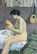 Paul Gauguin, Étude de Nu, 1880