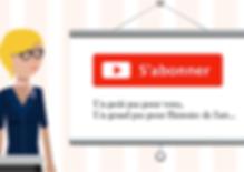 Art d'Hitoire abonnement YouTube