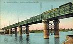 Arenteuil, Le pont de chemin de fer