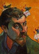 Paul Gauguin, Les misérables, «dédié à l'ami Vincent», 1888, détail