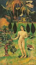 Paul Gauguin, Eve exotique,1890