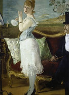 Edouard Manet Nana, 1877