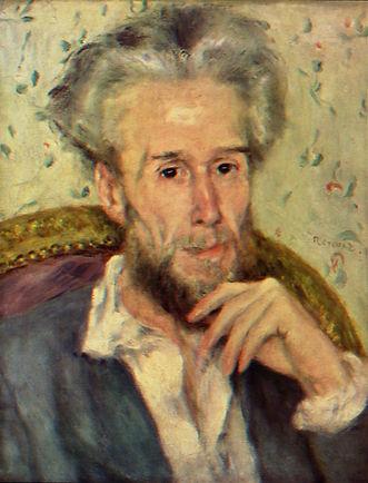 Augste Renoir, Victor Choquet, 1876