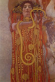 Gustav Klimt, Hygieia 1900–1907