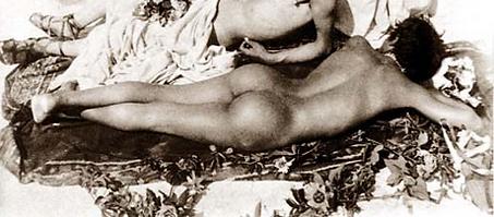 Wilhelm von Gloeden, Scènes antiques, ca. 1900