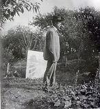 Edvard Munch, Autoportrait, 1903