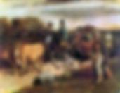 Gustave Courbet, Les paysans de Flagey (Le retour de la foire), 1849-50