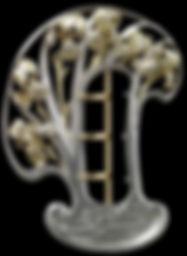 René Lalique, Boucle, 1897