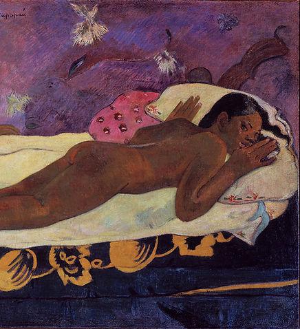 Paul Gauguin, Manao Tupapau, 1892