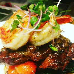 There's still time for surf and turf, pasta, or salad tonight at Cucci Ristorante in Oakville, featu