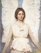 Abbott Handerson Thayer, Ange, 1892/93
