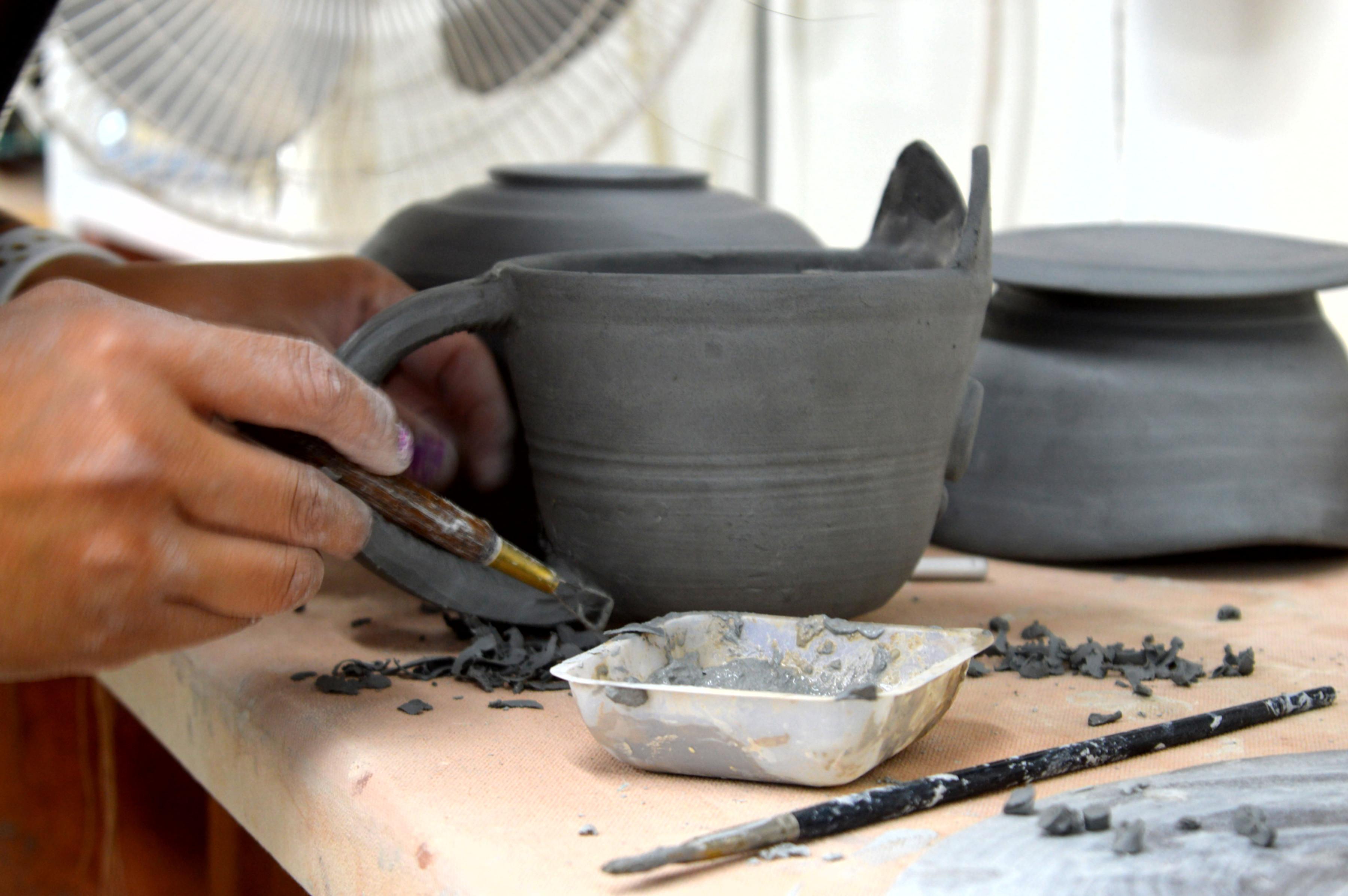 Hand Building Workshop Time