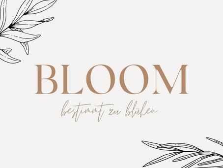 Herzlich willkommen auf dem BLOOM Blog!