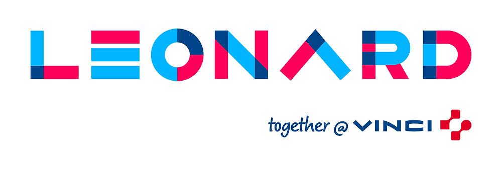 Logo LEONARD by Vinci, partenaire officiel d'Inergeen, la solution de création d'espaces modulaires et autonomes