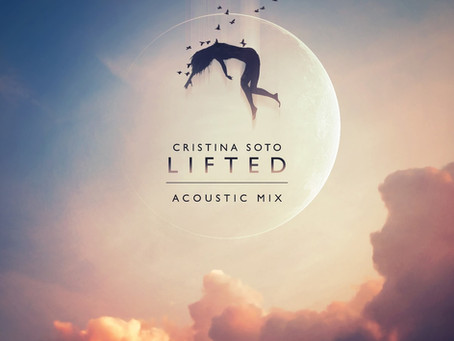 """Cristina Soto Revisits """"Lifted"""" for a New Acoustic Mix"""