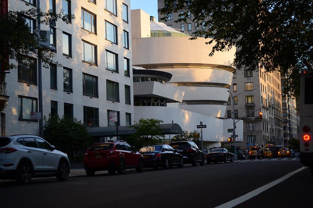 Guggenheim Museum, New York, NY