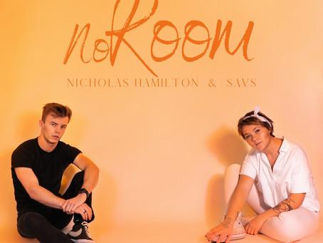 "New Release: ""noRoom"" Nicholas Hamilton and SAVS"