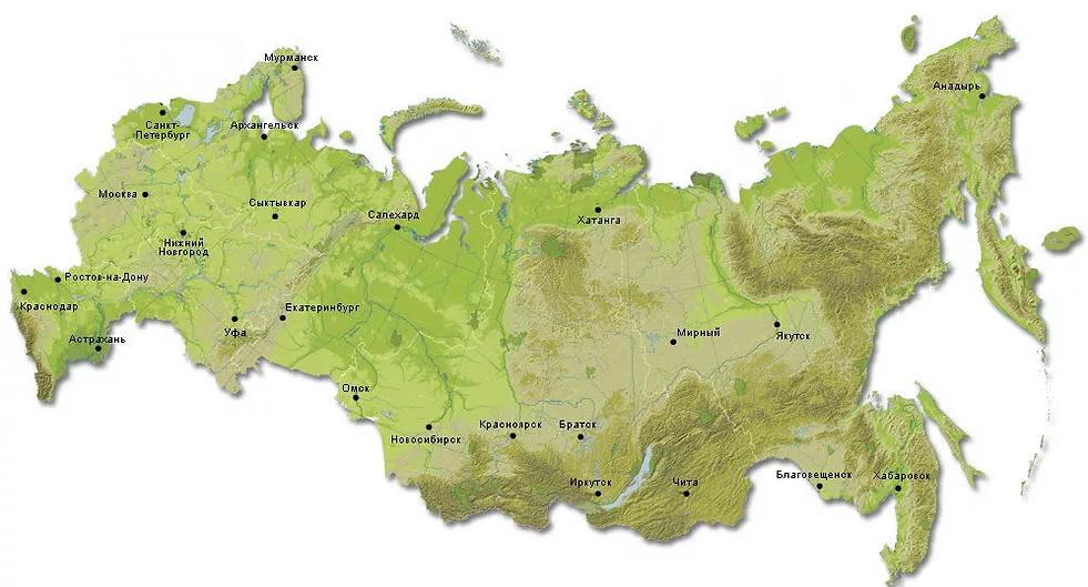 Карта где купить нашу продукцию