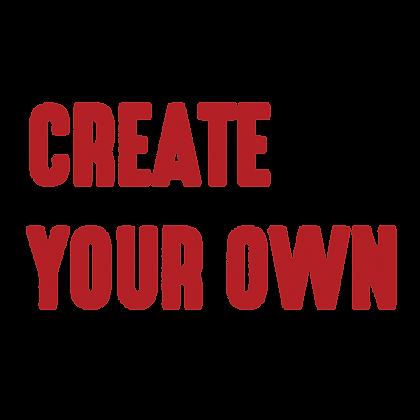 Create Your Own Glühwein Pack