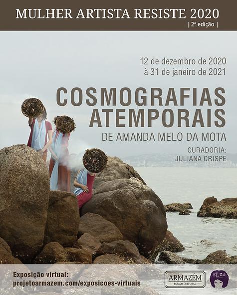 COSMOGRAFIAS ATEMPORAIS