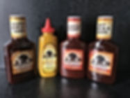 The Jim Ross BBQ Sauce Range