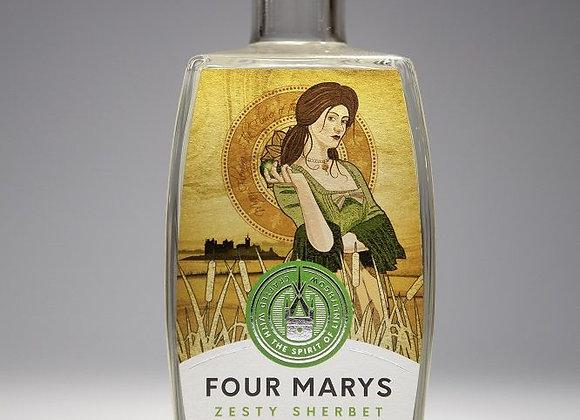 Four Marys Zesty Sherbet Gin from Linlithgow Distillery