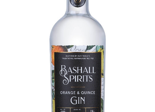 Bashall Spirits Orange and Quince Gin